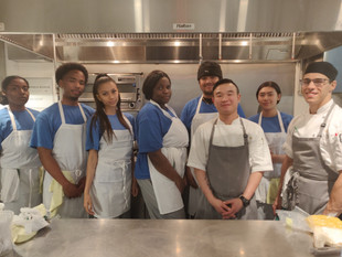Chefs From Shangri-La Hotel, Toronto Inspire Youths Through A Culinary Workshop