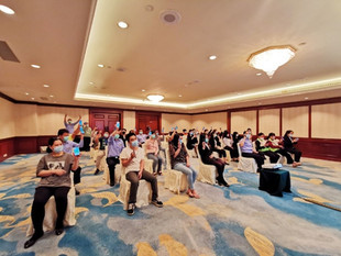 Safety First: Shangri-La Hotel, Beihai Promotes Health And Safety On World Day For Health And Safety