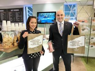 Shangri-La and Hotel Jen Properties Celebrate International Plastic Bag Free Day