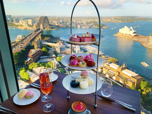 Shangri-La Hotel Sydney's Pink High Tea Supports Cancer Patients Through McGrath Foundation