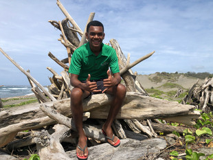 Heritage In Young Hands In Action: 15-Year-Old Fijian Hero Prevents Wildfire At National Park
