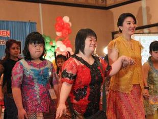 Surabaya Celebrates World Down Syndrome Day with Food, Fun and Fashion