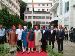 Shangri-La Hotel, Bengaluru Celebrates India Independence Day With Iksha Foundation And Angel's Orph