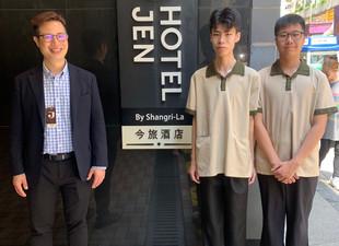 Hotel Jen Hong Kong Nurtures Careers In Hospitality