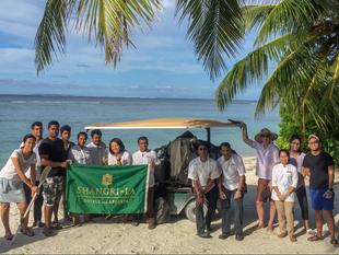 Shangri-La Makes Waves On World Oceans Day