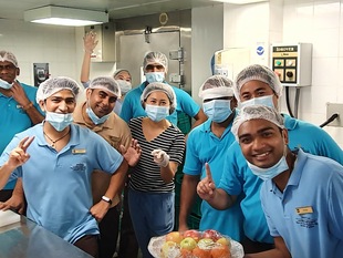 Shangri-La Resorts In Oman Support Students And Community Members During COVID-19 Pandemic