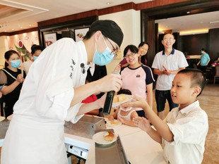 Shangri-La And Hotel Jen Observe World Food Safety Day