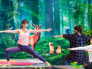 Calling All Yogis: Hotel Jen Beijing Offers Immersive Yoga Class To Guests And Community Members