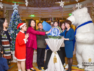 #ShangriLaLaLa 2019: Shangri-La, Kerry, Traders and Hotel Jen Properties Spread Holiday Cheer Throug
