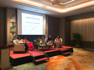 Shangri-La Hotel, Colombo Hosts Sustainable Food And Beverage Panel For World Food Day