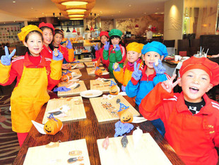 Shangri-La Hotel, Changchun Hosts A Hotel Day With Local School