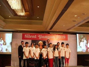 Capturing Yangon: Sule Shangri-La, Yangon Announces Completed Silent Yangon Book