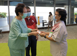 Singapore Colleagues Salute Clean Heroes With 5,000 Vouchers