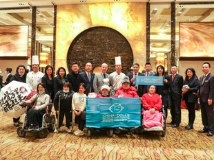 Shangri-La Hotel, Beijing Hosts Charity Fundraiser For China-Dolls Center