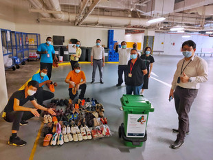JEN Singapore Orchardgateway Helps Soles4Souls Donate Shoes To Underprivileged Communities