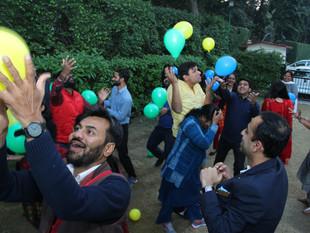 Shangri-La's – Eros Hotel, New Delhi Hosts Training and Team Building Session for the Noida Deaf Soc