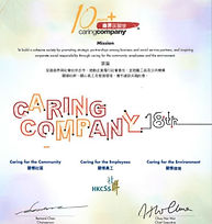 KSL Caring Company Recognition.JPG