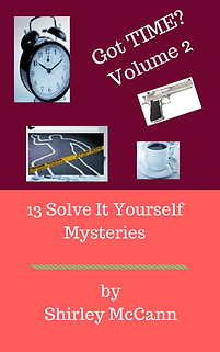 Copy of 13 Solve It YourselfMysteriesbyS