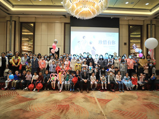 Kerry Hotel, Pudong Shanghai Organizes Family Fun For Healthcare Professionals
