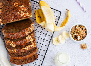 Edsa Shangri-La, Manila Bakes Banana Bread To Support Local Farmers And Children