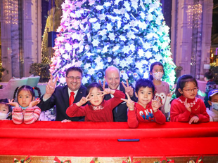 Shangri-La Group Supports Communities And The Environment During Festive Season