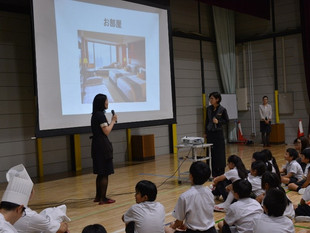 Shangri-La Hotel, Tokyo Teaches Students The Art Of Omotenashi Hospitality