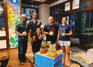 Busy Bees in Boracay: Shangri-La's Boracay Resort & Spa Harvests First Honey From Resort Apiary