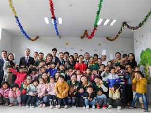 Shangri-La Hotel, Yangzhou Celebrates Spring With CSR