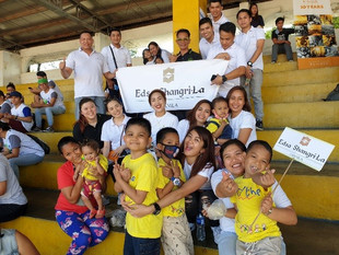Flying High With Edsa Shangri-La, Manila And The Kythe Foundation