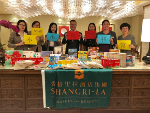 Shangri-La Hotels Read-y To Make A Difference