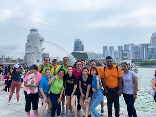 Over 150 Singapore Colleagues Represent Shangri-La Group In The Community Chest Heartstrings Walk 20