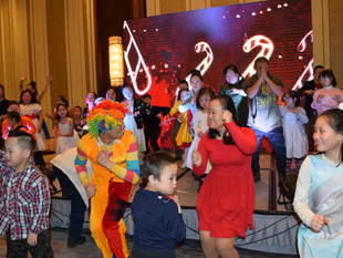 Shangri-La Hotel, Ulaanbaatar Celebrates The New Year With Children With Special Needs