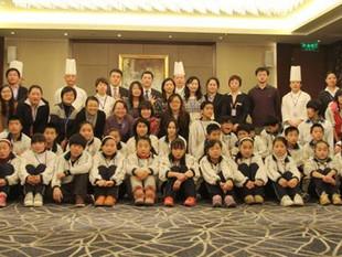 Shangri-La Hotels Embrace Children in China