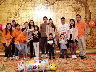 Shangri-La and Kerry Celebrate Easter with CSR