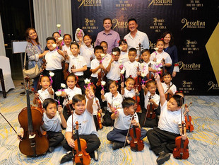 Music To Our Ears: Shangri-La's Tanjung Aru Resort & Spa, Kota Kinabalu Support A Local Charitab