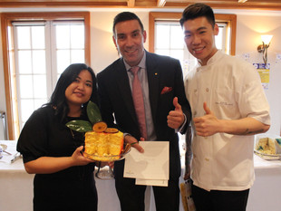 How Sweet CSR Is: Shangri-La Hotel, Sydney Hosts The Great Shangri-La Bake Off To Benefit Cancer Cou