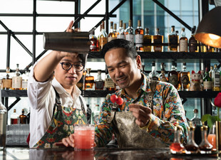 Kerry Hotel, Hong Kong And Antonio Lai Create Pink Drinks For Breast Cancer Awareness Month