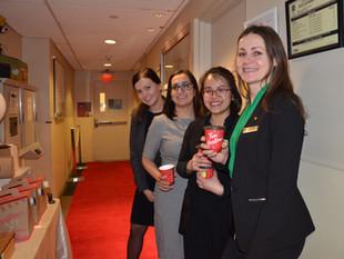 Shangri-La Hotel, Toronto Celebrates Colleague Appreciation Day