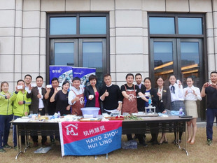 Properties In Hangzhou And Singapore Participate In Soap For Hope