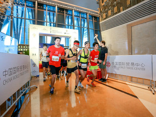 Race To The Finish: Hotels In Beijing, Bangkok and Malé Host Vertical Runs