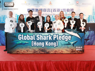 WildAid Recognizes Shangri-La As Thought Leader During Global Shark Pledge Launch