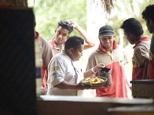 Farm Fresh in Sri Lanka: Repurposing Land for an On-Property Chef's Garden