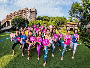 Shangri-La Hotels and Resorts Celebrate Global Wellness Day Around the World
