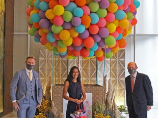 Not All Heroes Wear Capes: Shangri-La Hotel, At The Shard, London Welcomes Medical Hero