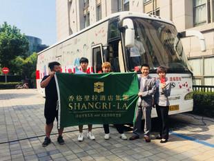 Midtown Shangri-La, Hangzhou Hosts Monthly Blood Drive