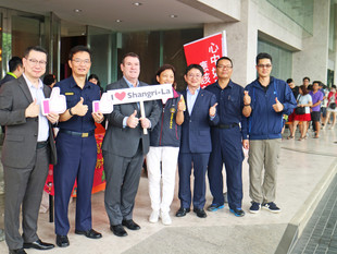 Shangri-La Group Supports Blood Drives On World Blood Donor Day