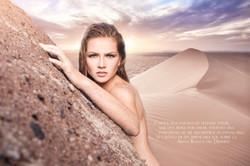 arena blanca foto gala