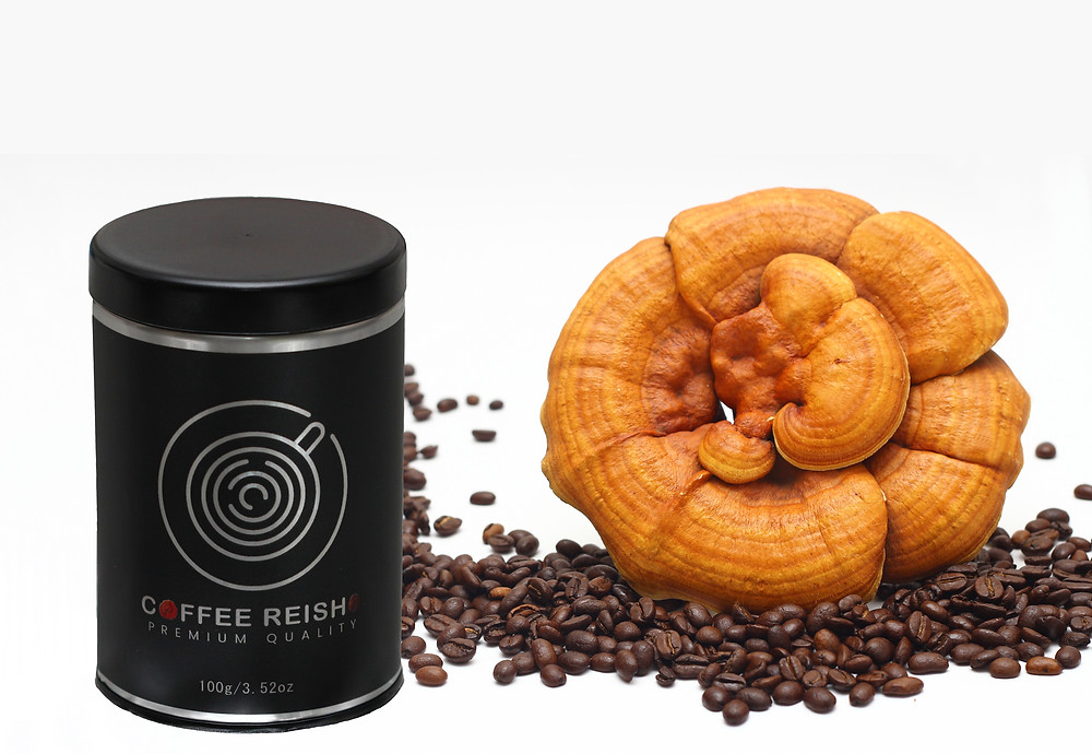 Premium Coffee Reishi made in Japan