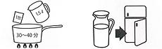 漢方茶の見方