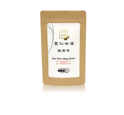 Tea Decoction Deer horn Reishi  15bags Craft pack